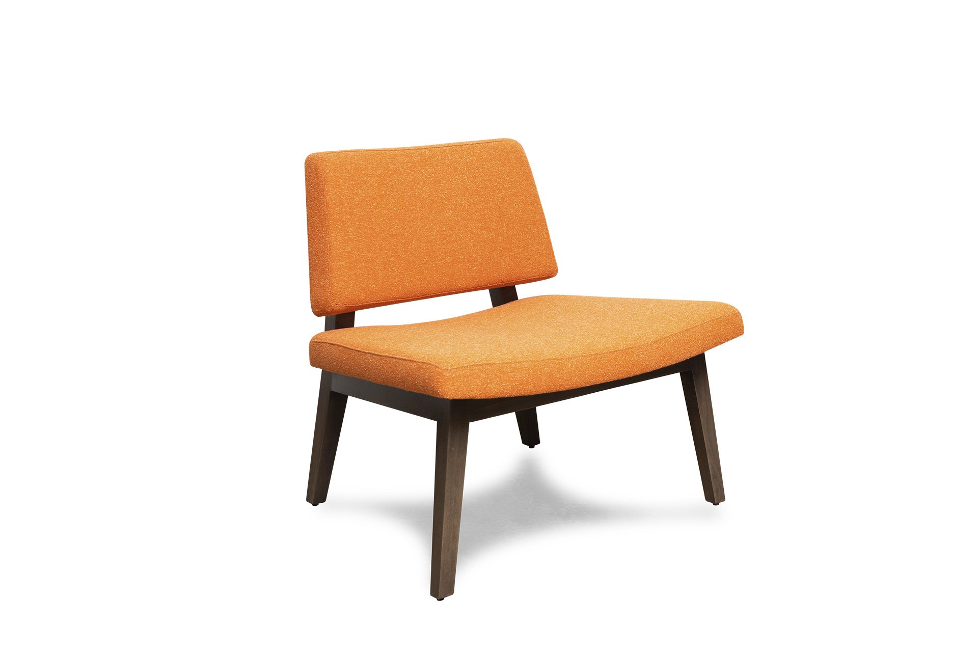 Wilshire Chair in Solid Walnut