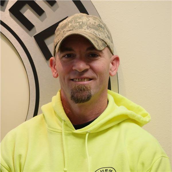 Damian Erzfeld | Supervisor, Division II | Schemel Companies, Inc.