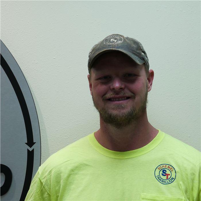 Sam Zahner | Superintendent, Division I | Schemel Companies, Inc.