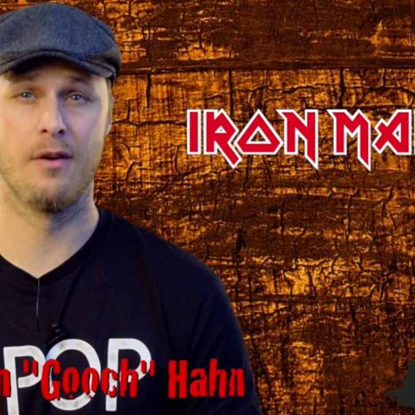 Gooch Iron Maiden