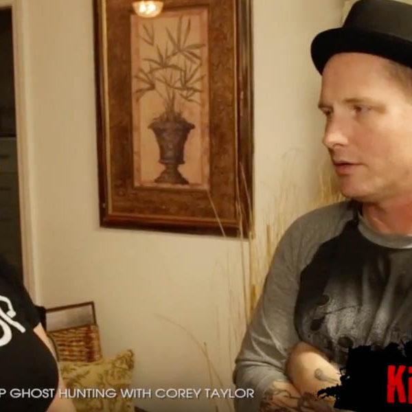 Kilpop Minute EXTRA! Corey Taylor talks about the new Stone Sour Album.
