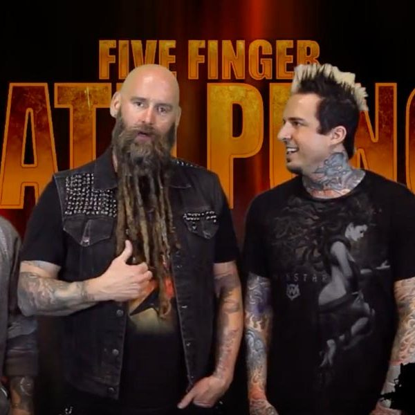 Five Finger Death Punch Kilpop Quiz