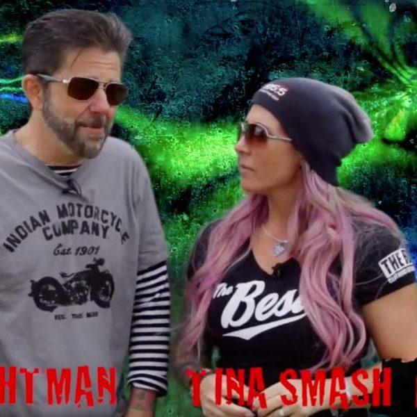 Riki Rachtman Tina Smash