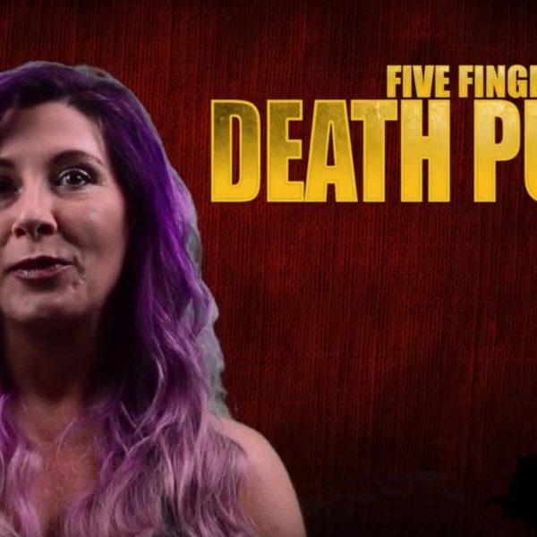 Tina Smash Five Finger Death Punch