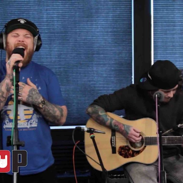 Asking Alexandria Acoustic session Vultures