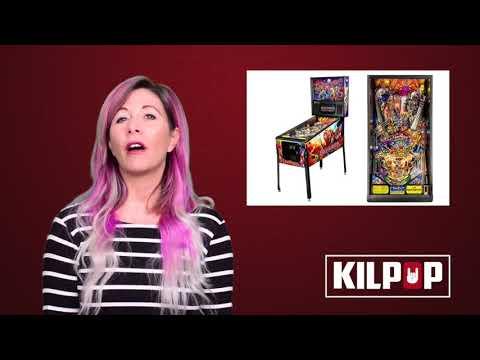 Kilpop Minute   Maiden Pinball!!