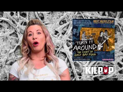 Kilpop Minute: Punk Rock Doc?! YES PLEASE!!!!!