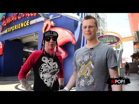 Kilpop Feature: Chad Gray from HELLYEAH takes on Slotzilla with Brandon Hahn.