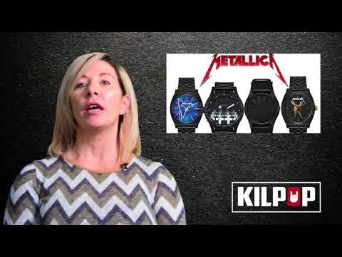 KILPOP MINUTE: Metallica has the time