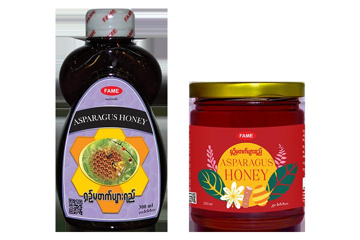 Asparagus Honey