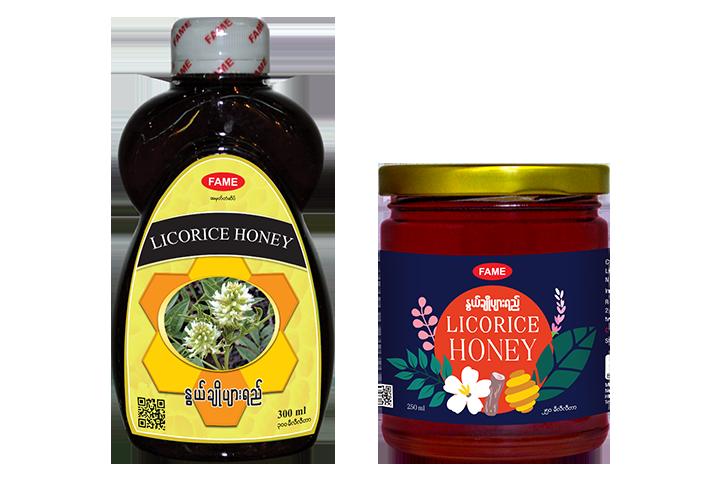 Licorice Honey