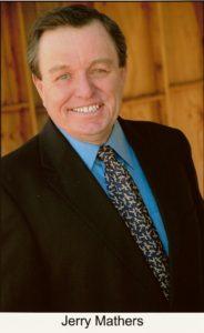 Jerry Mathers corporate photo