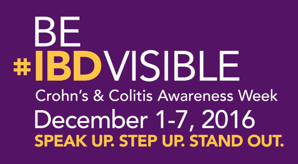 Crohn's & Colitis Awareness Week