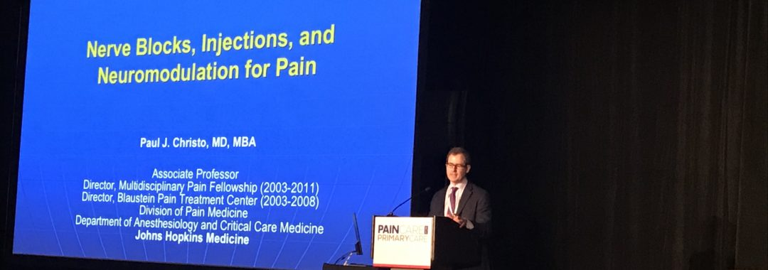 6th Annual Pain Care for Primary Care