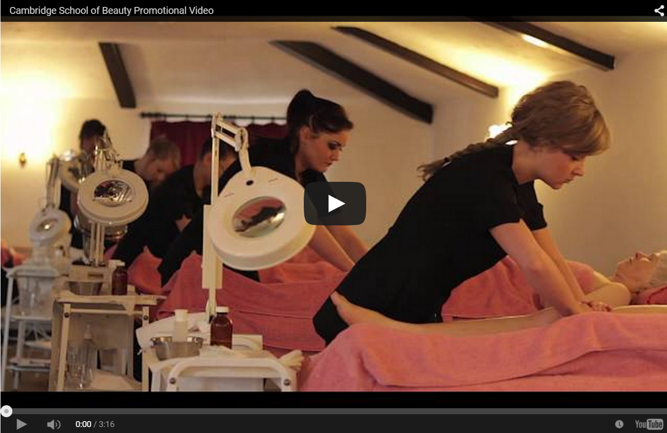 Beauty school video