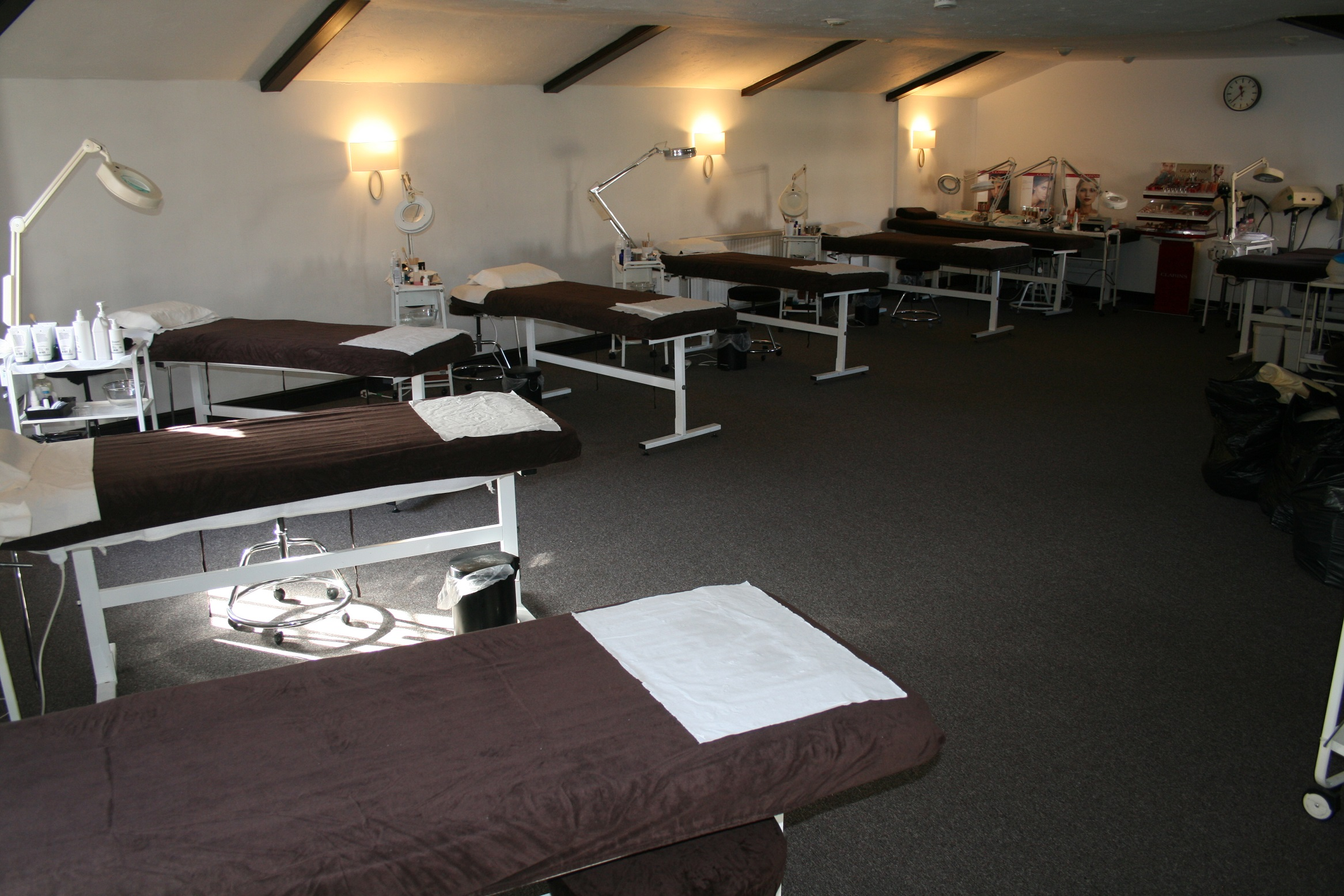 Beauty Training Room