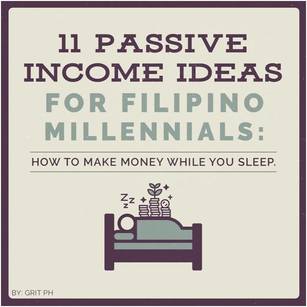 passive income ideas 2018