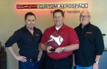 Custom Aerospace Wins the Harris Corporation 2013