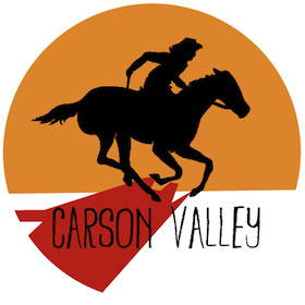 Carson Valley Bike Rides Emblem