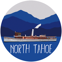 North Tahoe Bike Trails emblem