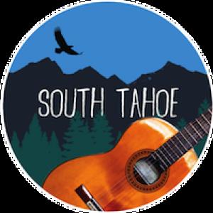South Lake Tahoe bike trails emblem