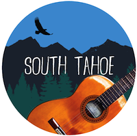 South Lake Tahoe Bike Trails emblem
