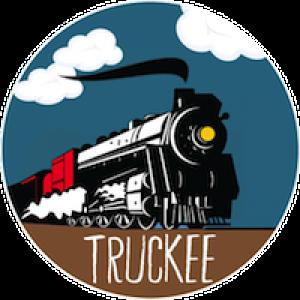 Truckee Bike Trails emblem logo