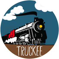 Truckee Bike Trails Emblem