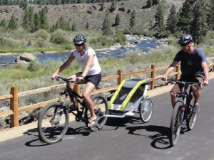 Lake Tahoe Bicycling Guide