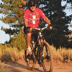 ty polastri bike tahoe bicycling guide