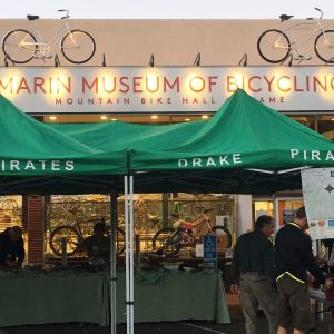Marin Museum of Bicycling: Mountain Bike Hall of Fame