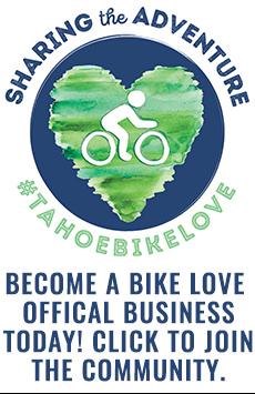 Bike Love Official Business Lake Tahoe