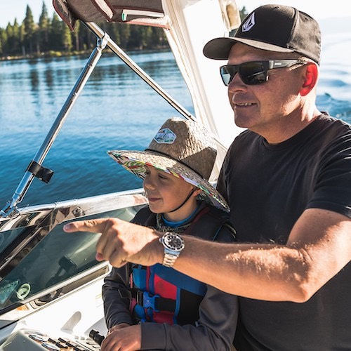 Blue Zone Sports South Lake Tahoe Boating