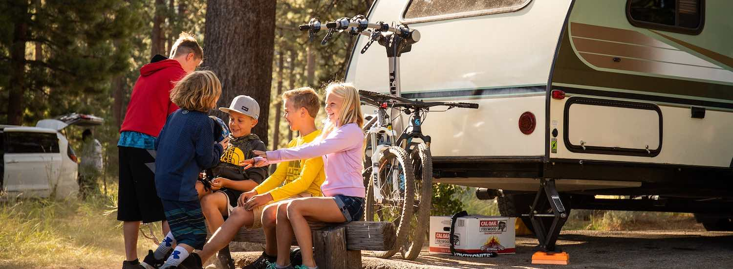Blue Zone Sports South Lake Tahoe Family Camping