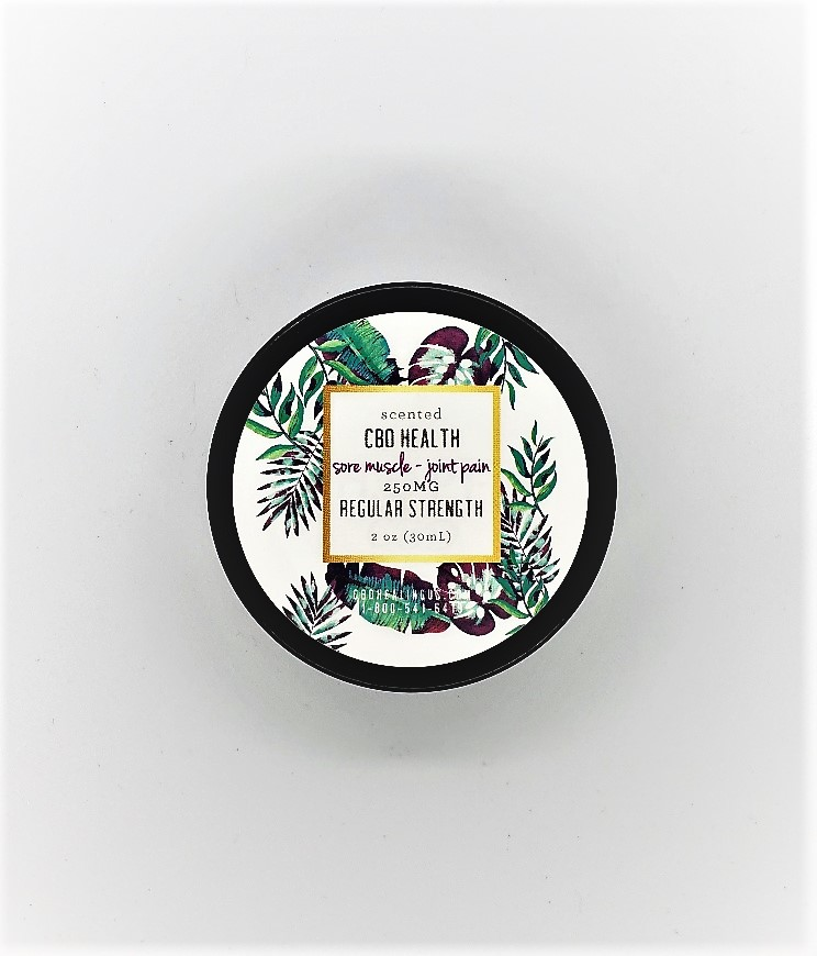 CBD Pain Salve Reg Strength 2
