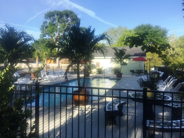 All About Relaxing RV Park - Pool