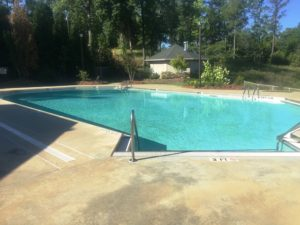 Lake Greenwood Motorcoach Resort - Pool