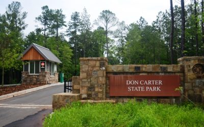 Don Carter State Park: Gainesville, Ga – Park Review