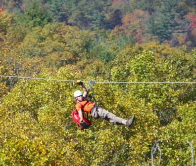 Highlands Canopy Tour