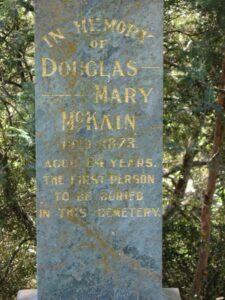 Douglas Mary McKain