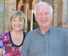 Jim and Carolyn