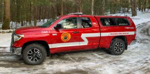Goshen Car 1 - 2020 Toyota Tundra