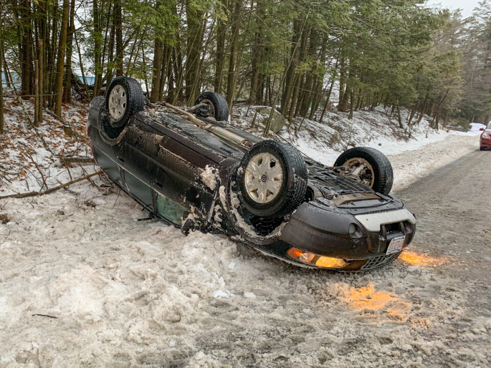 Rollover - Berkshire Trail West