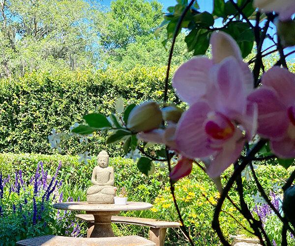 Garden Wisdom Gua Feng Shui