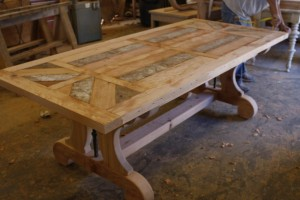 Building A Dining Room Table – Wonderful Woodworking