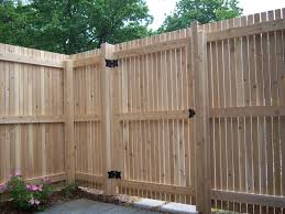 building a fence fence