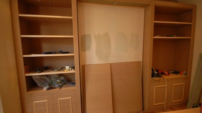 building mdf projects