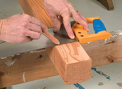 Handsaw Woodworking tips