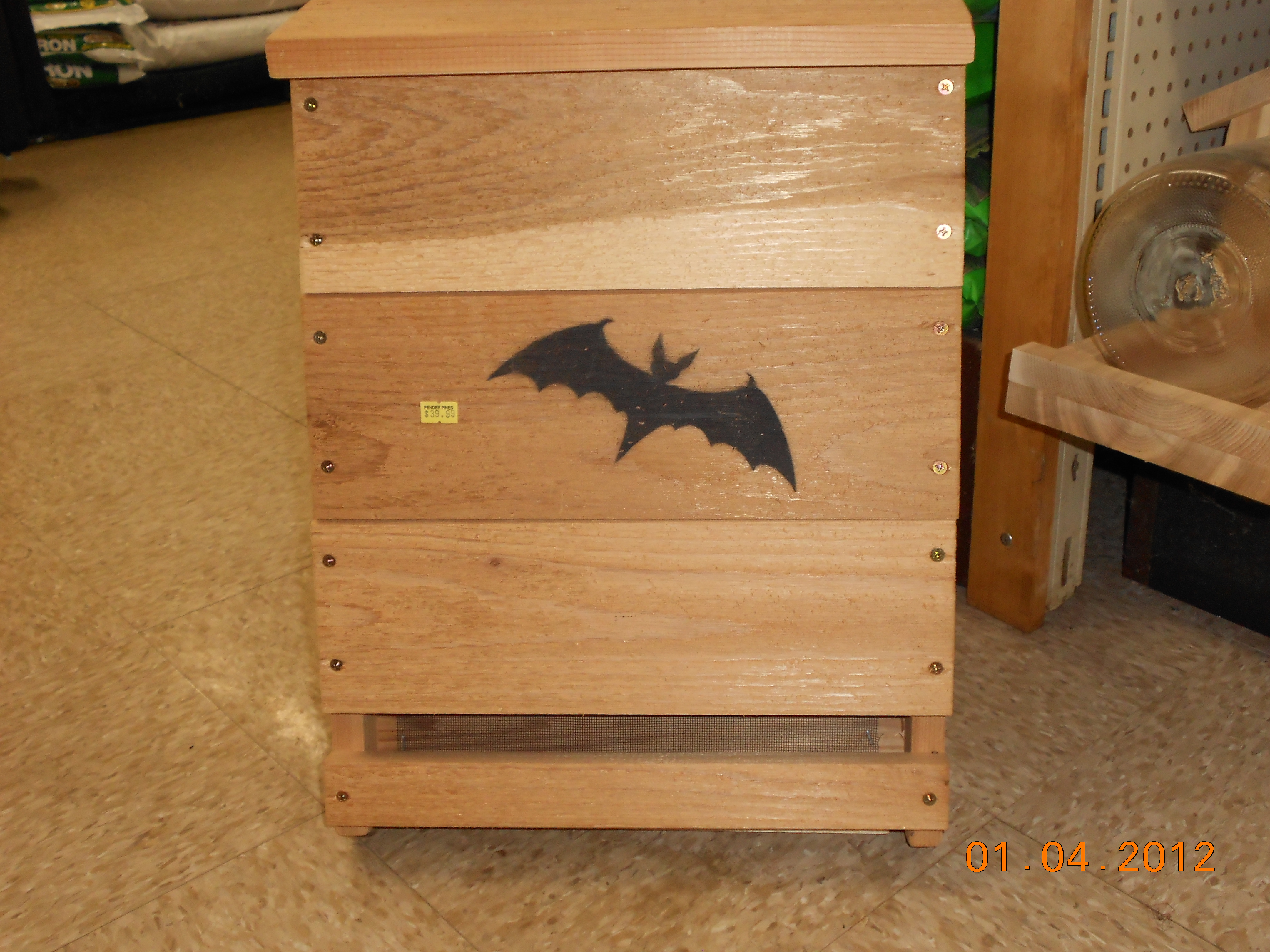 Building the perfect home for bats