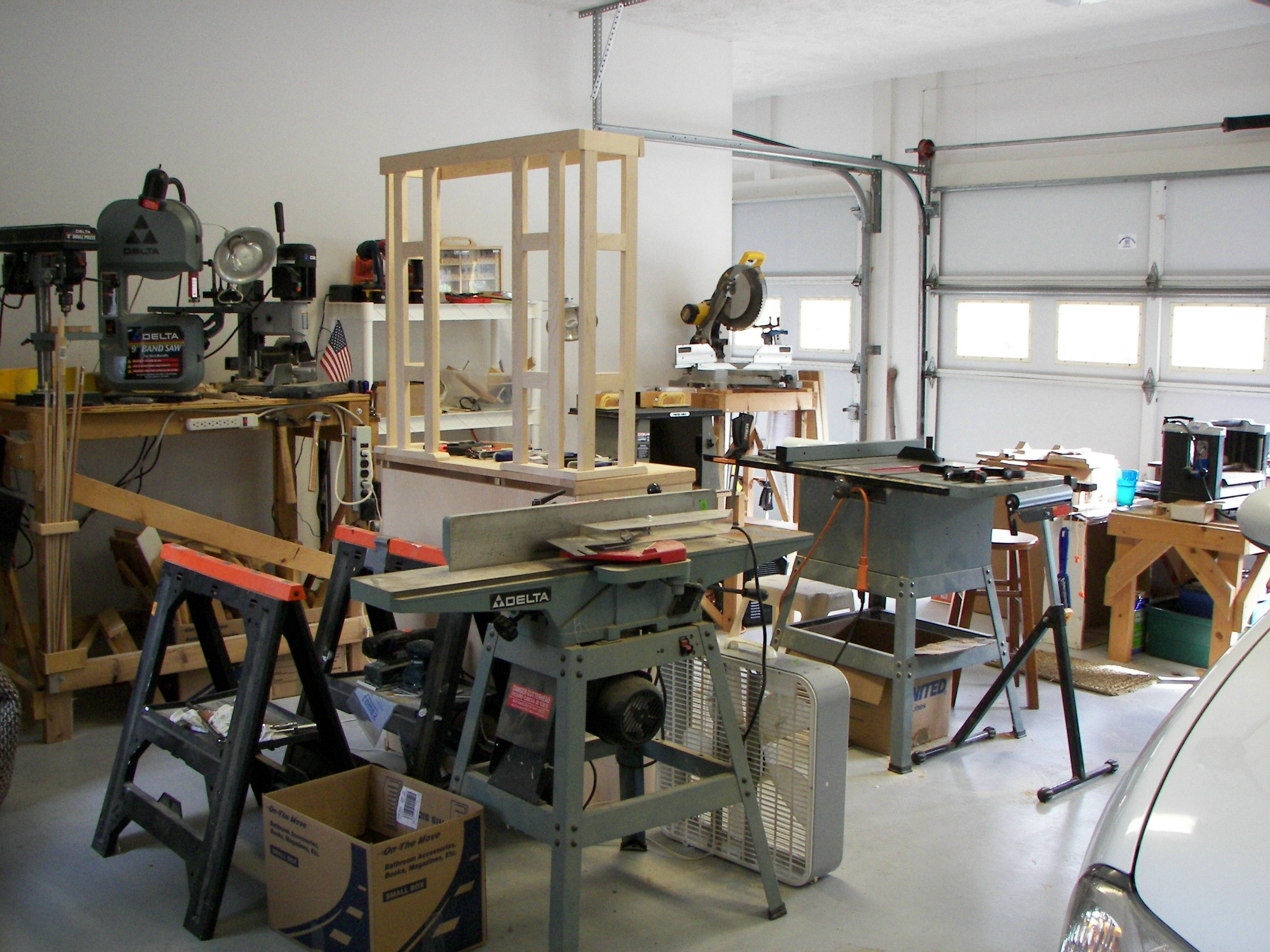 Your First Woodworking Shop